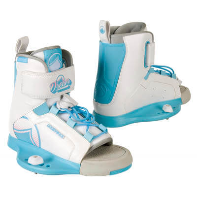 LiquidForce Dream Girls Bindings Blue