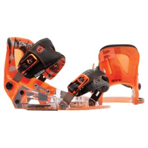 Byerly System Binding Orange