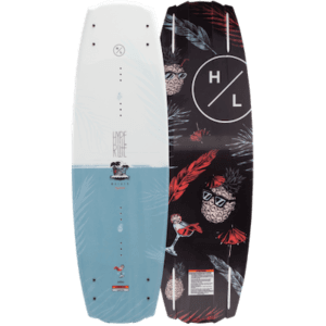 Hyperlite Maiden Wakeboard Pineapple Graphic