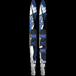 HO Ski Excel Combo Skis