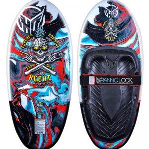 HO Sport Agent Kneeboard for sale on wakeboards.co.za