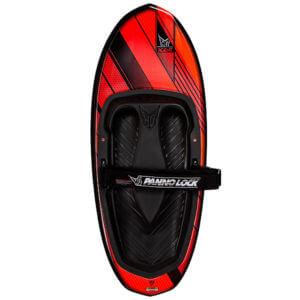 HO Sports Kneeboard Agent with powerlock strap