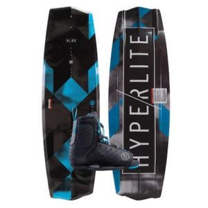 Hyperlite State Wakeboard with Remix Bindings Combo