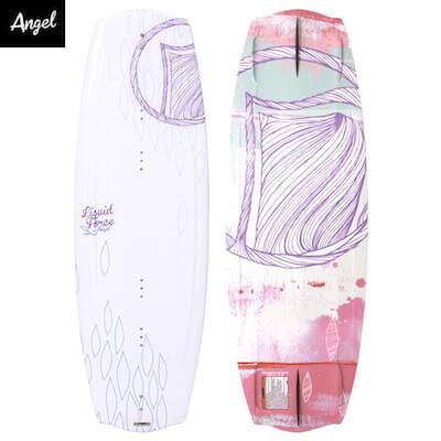 LiquidForce Angel Wakeboard for ladies