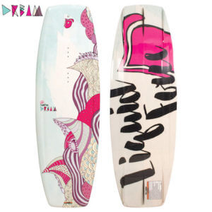 LiquidForce Dream Wakeboard for girls