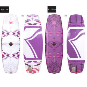 LiquidForce Jett Wakeboard for women