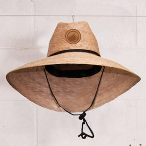 LiquidForce Lifeguard Straw Hat