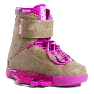 LiquidForce Melissa Bindings Pink