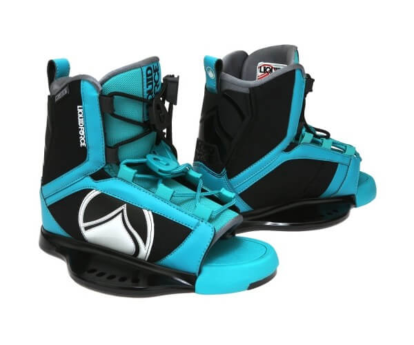 LiquidForce Plush Wakeboard Binding