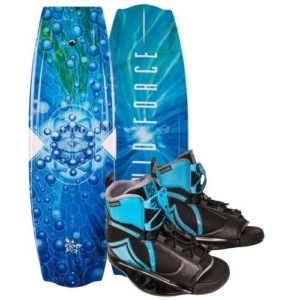LiquidForce Trip Wakeboard and Index bindings combo package deal