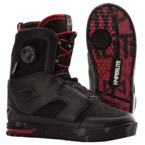 Marek black boot Hyperlite System