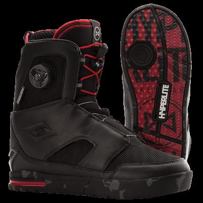 Marek black boot Hyperlite System