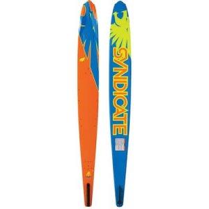 Syndicate Slalom Ski A3 Radioactive