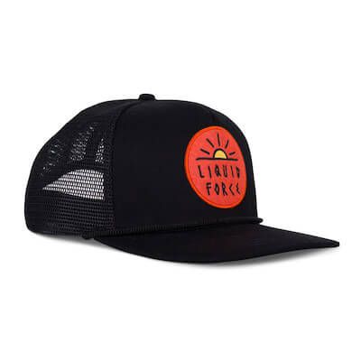 LiquidForce Cap Sun patch Snapback
