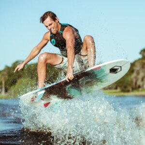 liquid-force-sheila-wakesurf-board action