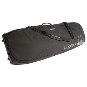 liquid force wheeled travel bag for wakeboard and bindings