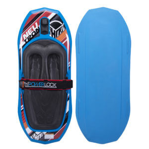 HO Sports Kneeboard Neutron with powerlock strap