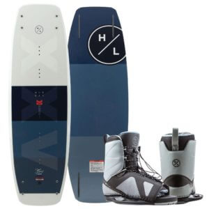 Hyperlite 2020 Murray Wakeboard Team OT bindings Combo