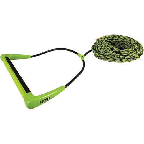 STR-5 STATIC ROPE HANDLE COMBO GREEN