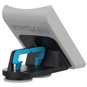 Wakesurf edge wake pro shaper 2 side view