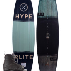 Hyperlite Ripsaw Board Remix Bindings Combo