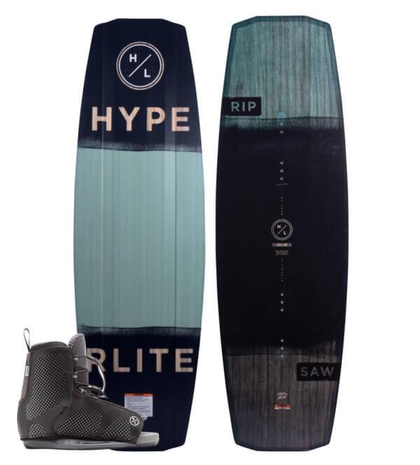 Hyperlite Ripsaw Board Remix Bindings Combo