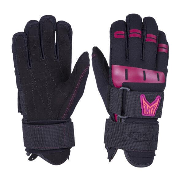 Waterski Gloves HO Skis World Cup Womens Ski Glove