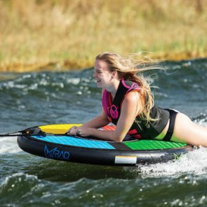 HO Sports Rad 4 In action for sale on wakeboards.co.za