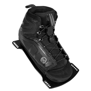 HO Sports waterski-boot-stance-130-plated-rear top view